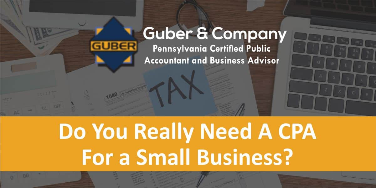 CPA For Small Business